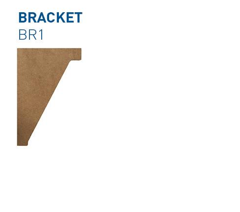 MDF-Custom-Kitchen-Brackets-BR1-BelmontDoors.com
