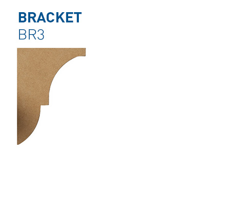 MDF-Custom-Kitchen-Brackets-BR3-BelmontDoors.com