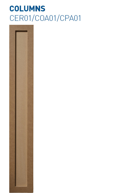 MDF-Kitchen-Columns-CER01-COA01-CPA01-BelmontDoors.com